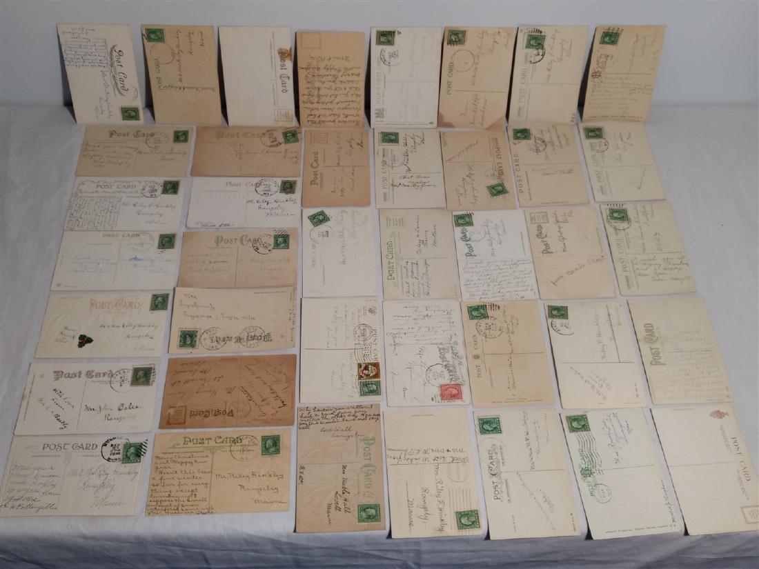 Antique Post Cards 1909-1915 - 6