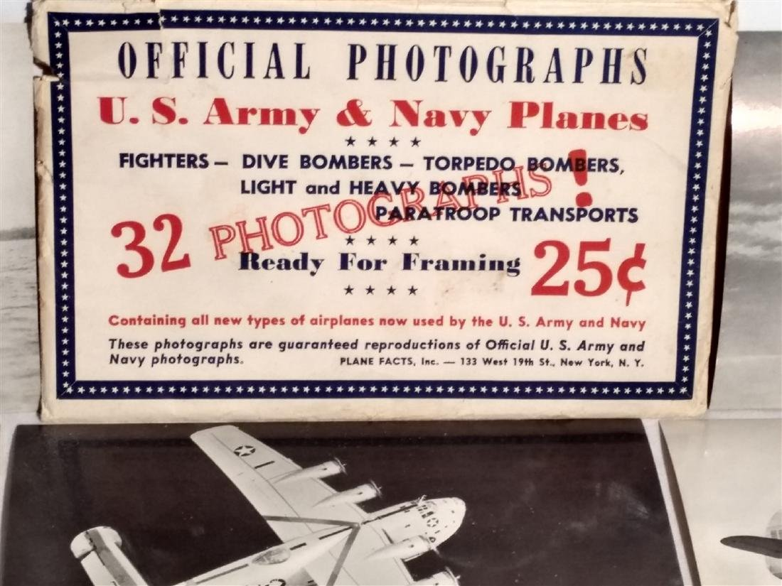 Antique Photographic Images US Army & Navy 1940's - 5