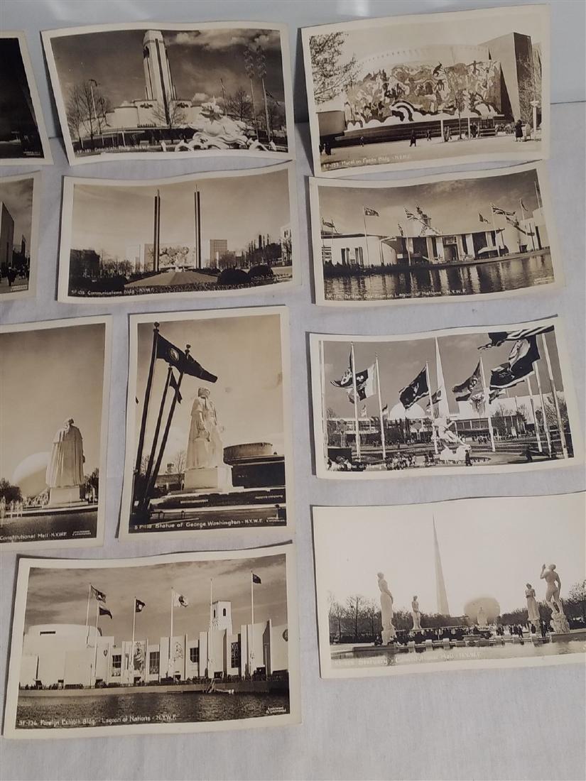 Antique Post Cards 1939 New York World's Fair - 4