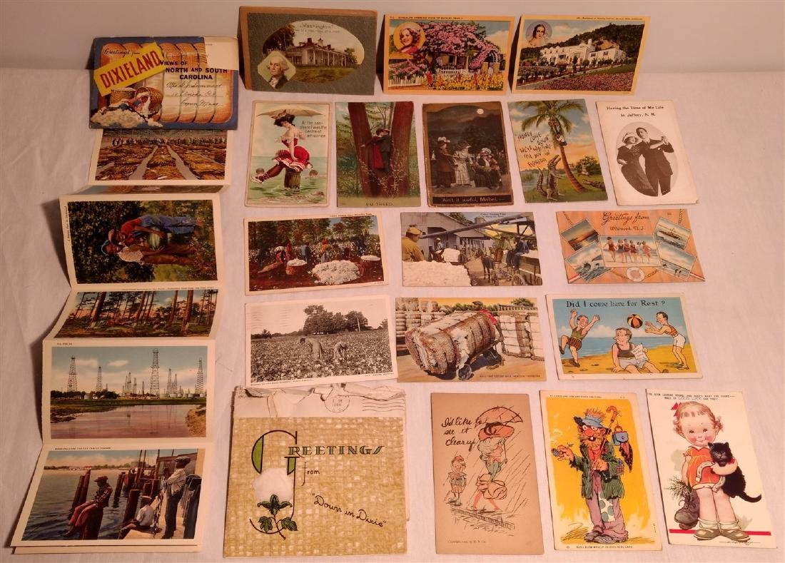 Antique Post Cards 1909-1940's Shirley Temple