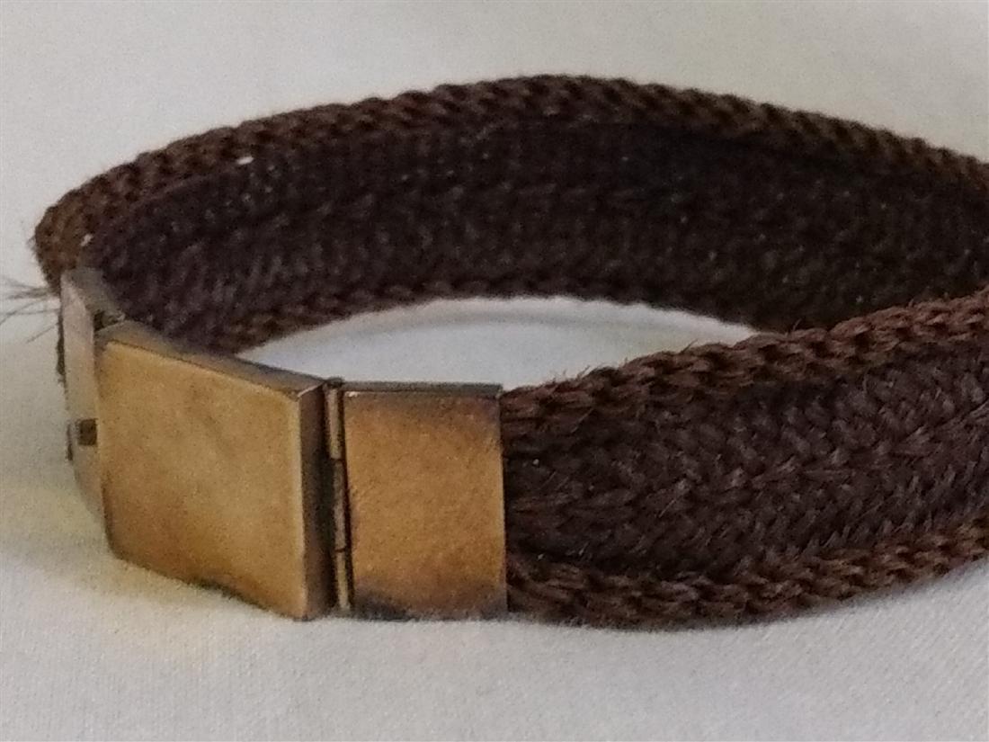 Victorian Mourning Jewelry, Bracelet, Earrings, Brooch - 6