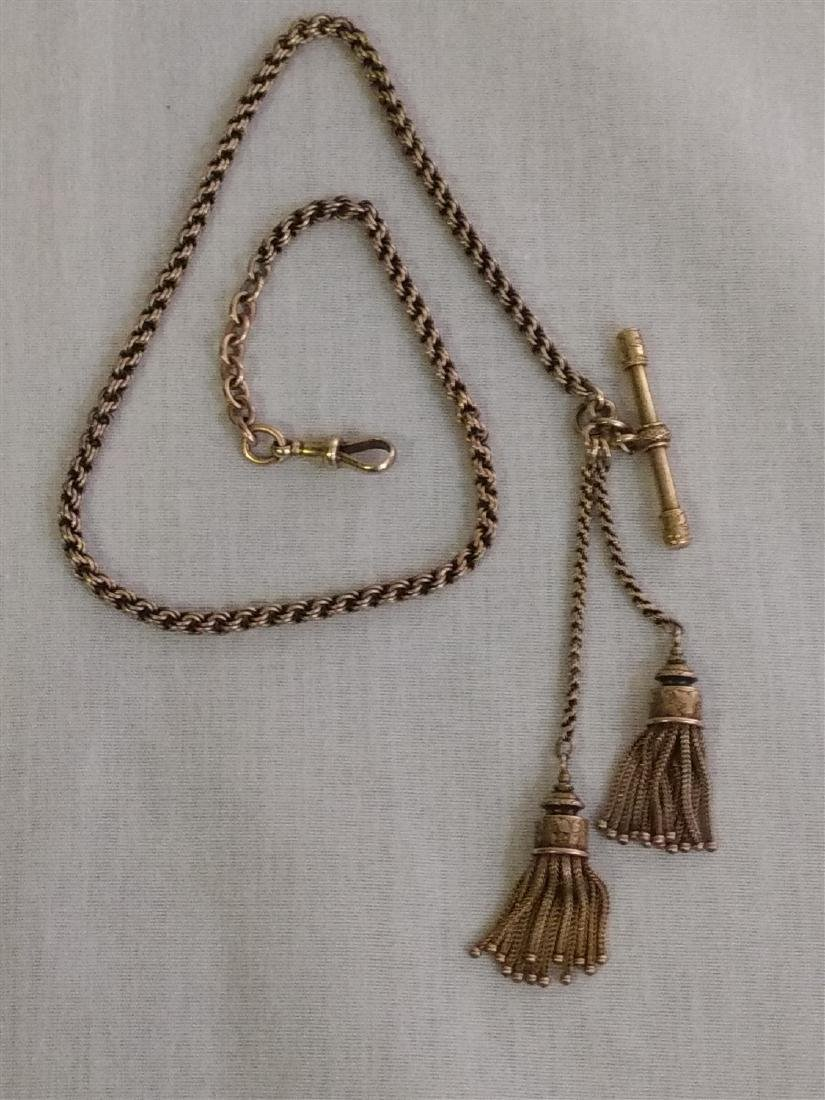 Jewelry Antique 17-18K Gold Watch Fob