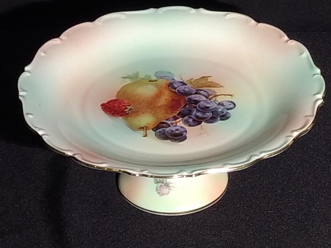 Antique Schumann Arzberg Bavaria Compote Cake Stand