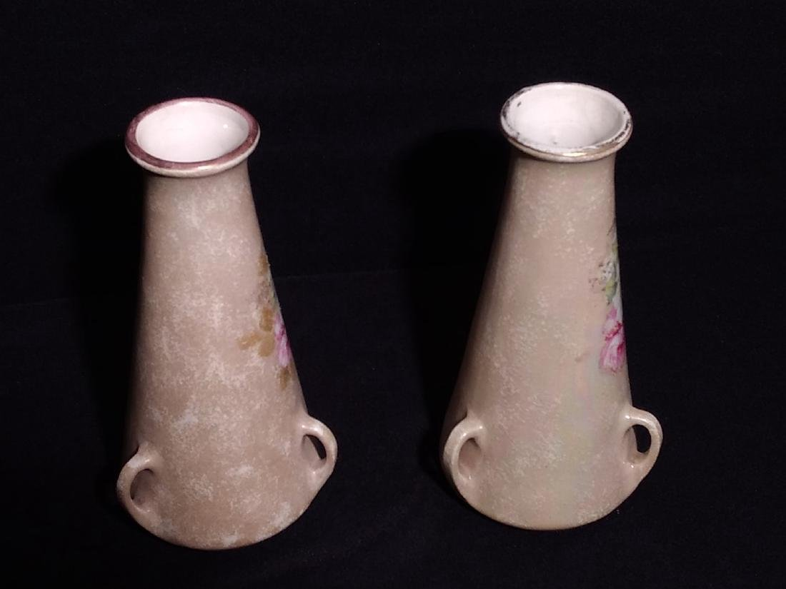 Teplitz Stellmacher Austria Pair of Vases - 2