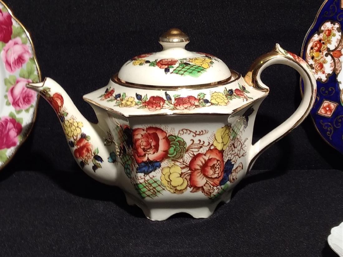 Antique Bone China/Porcelain Lot - 3