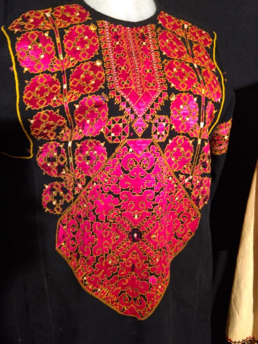 Vintage Clothing. Mixed Ethnic, Cultural pieces. India, - 2