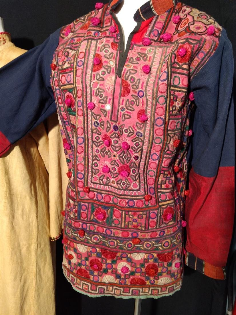 Vintage Clothing. Mixed Ethnic, Cultural pieces. India, - 5