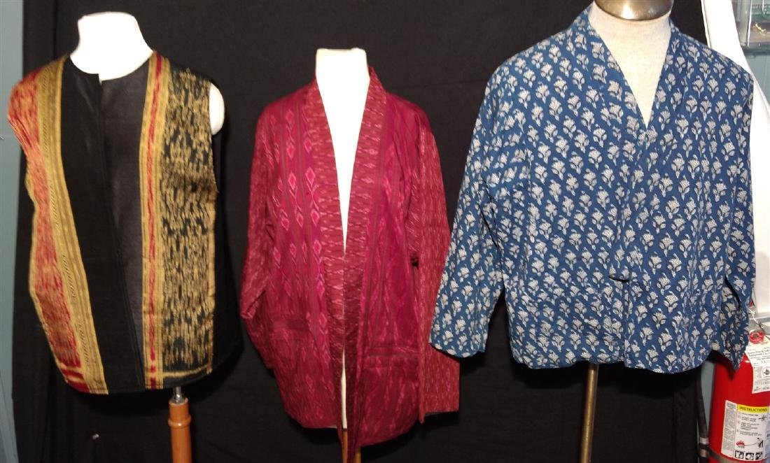 Vintage Clothing Grouping of three pieces.