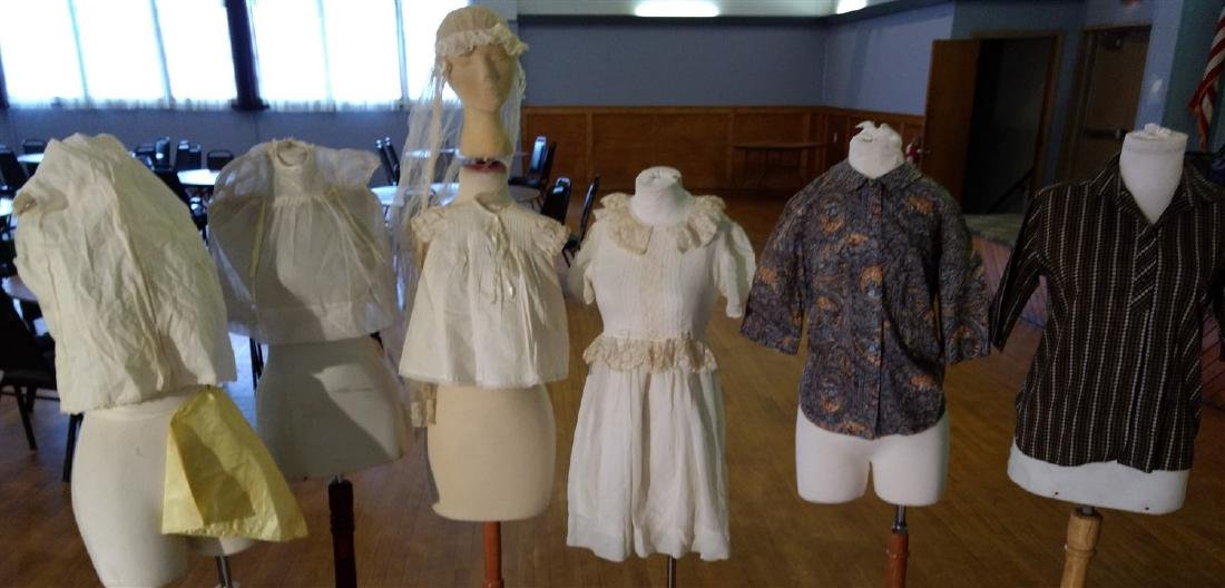 Vintage Clothing. Child Baptismal, Communion, Etc.