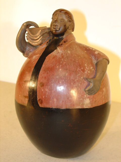 14T: pottery