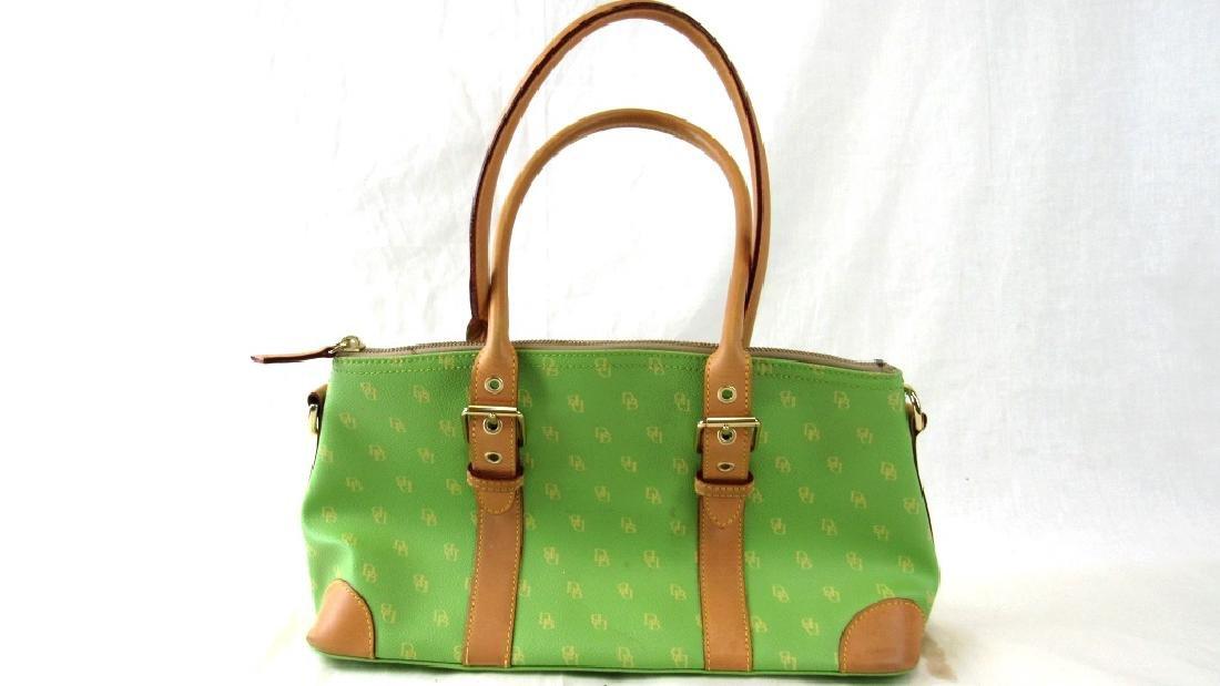 Limited Dooney & Bourke Handbag w/accessories