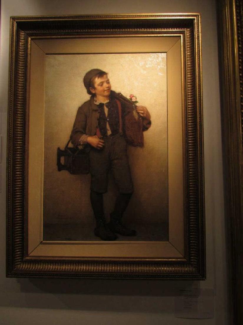 John George Brown (American;1831-1913)