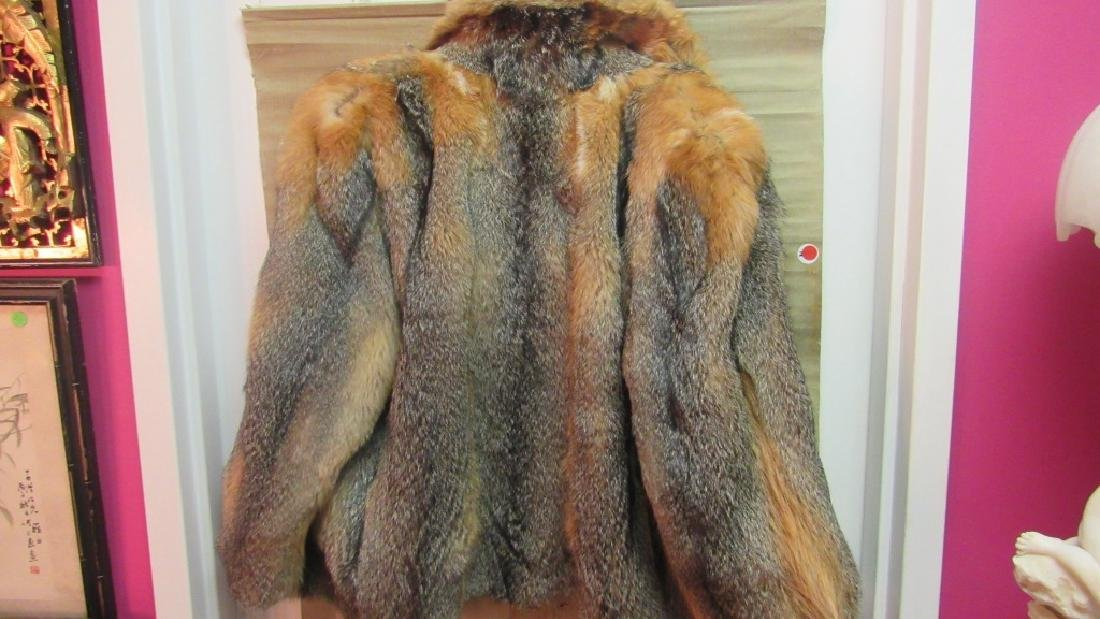 Golden Fox Fur Jacket EDI - 10