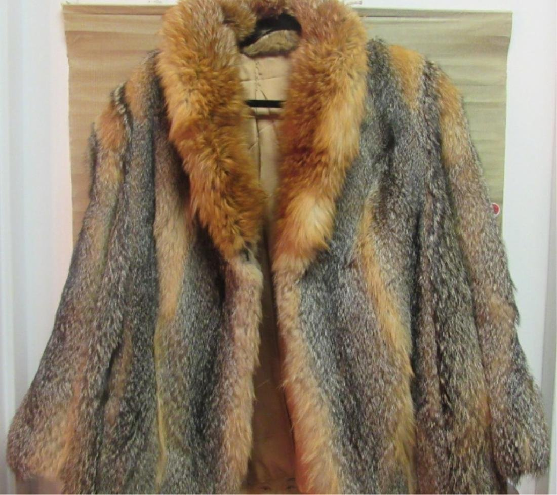 Golden Fox Fur Jacket EDI - 5