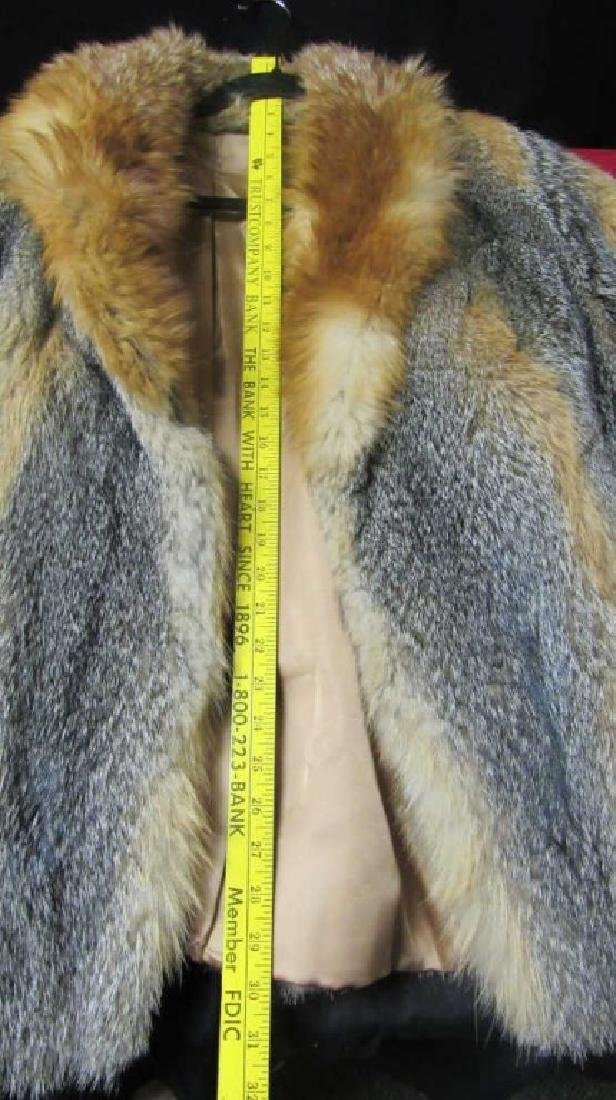 Golden Fox Fur Jacket EDI - 6