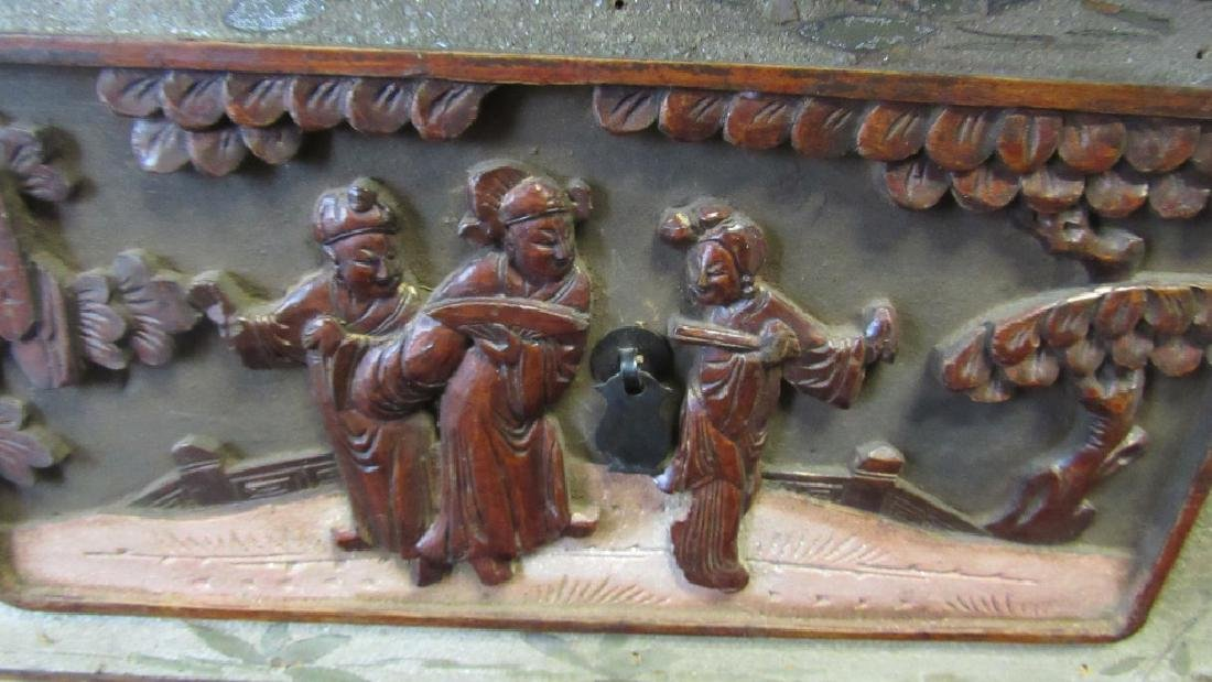 19th Century Chinese Wood Altar - 5