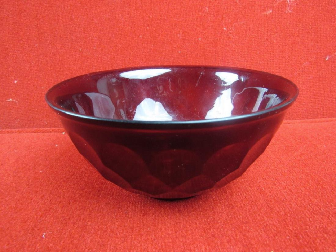 Chinese Peking Glass Bowl - 3