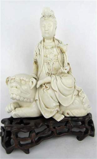 Porcelain Guan Yin