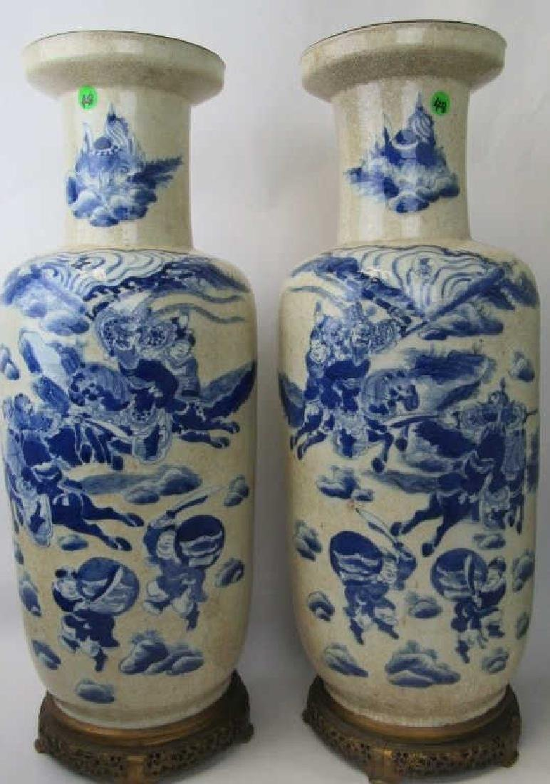 Of large chinese blue and white vases pair of large chinese blue and white vases reviewsmspy