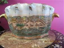 Qing Dynasty Chinese Guangzhou Export Bowl