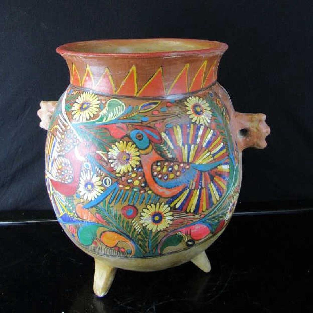 Multi-Color Vase for Decorative Use