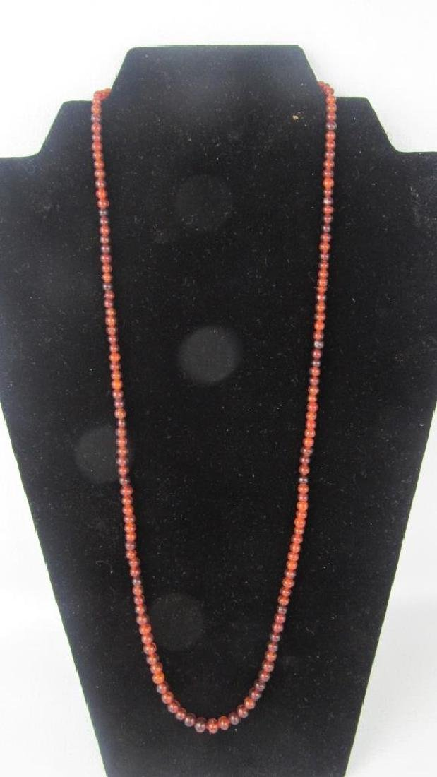 Amberl Bead Necklace