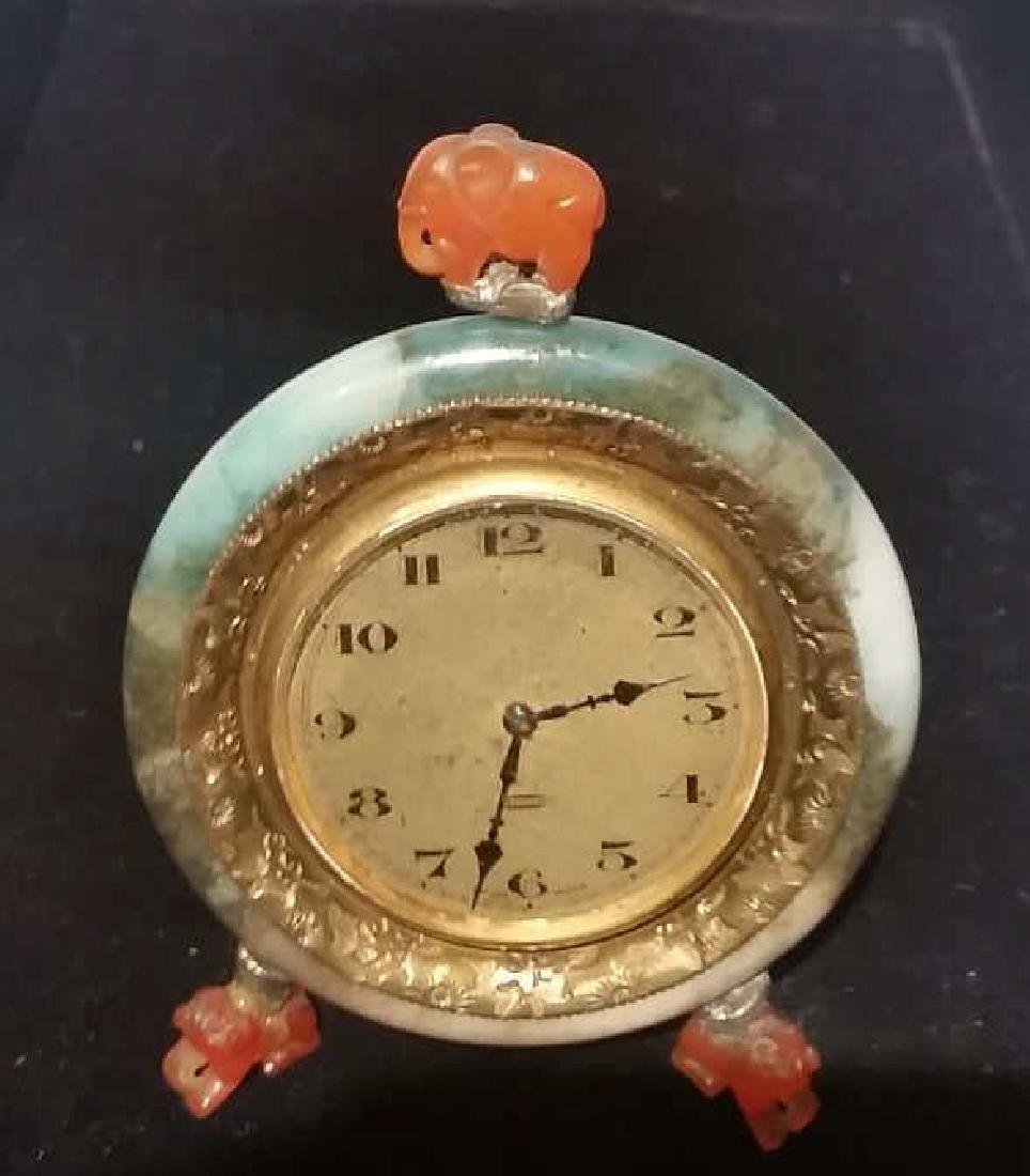 Vintage Wind-Up Alarm Clock