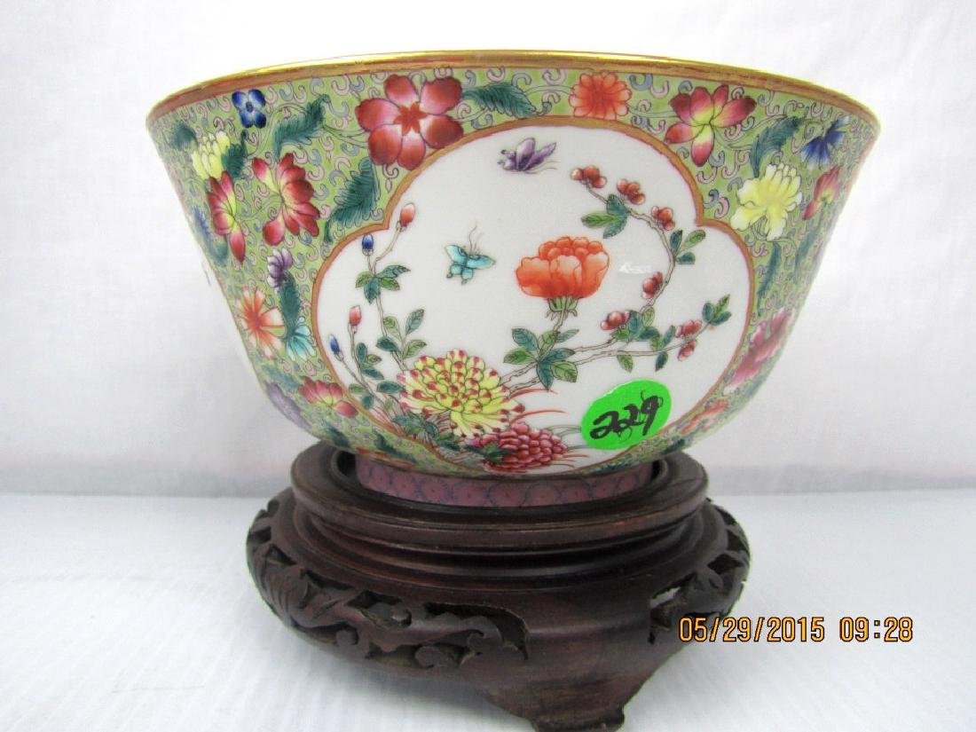 19th Century Porcelain Bowl