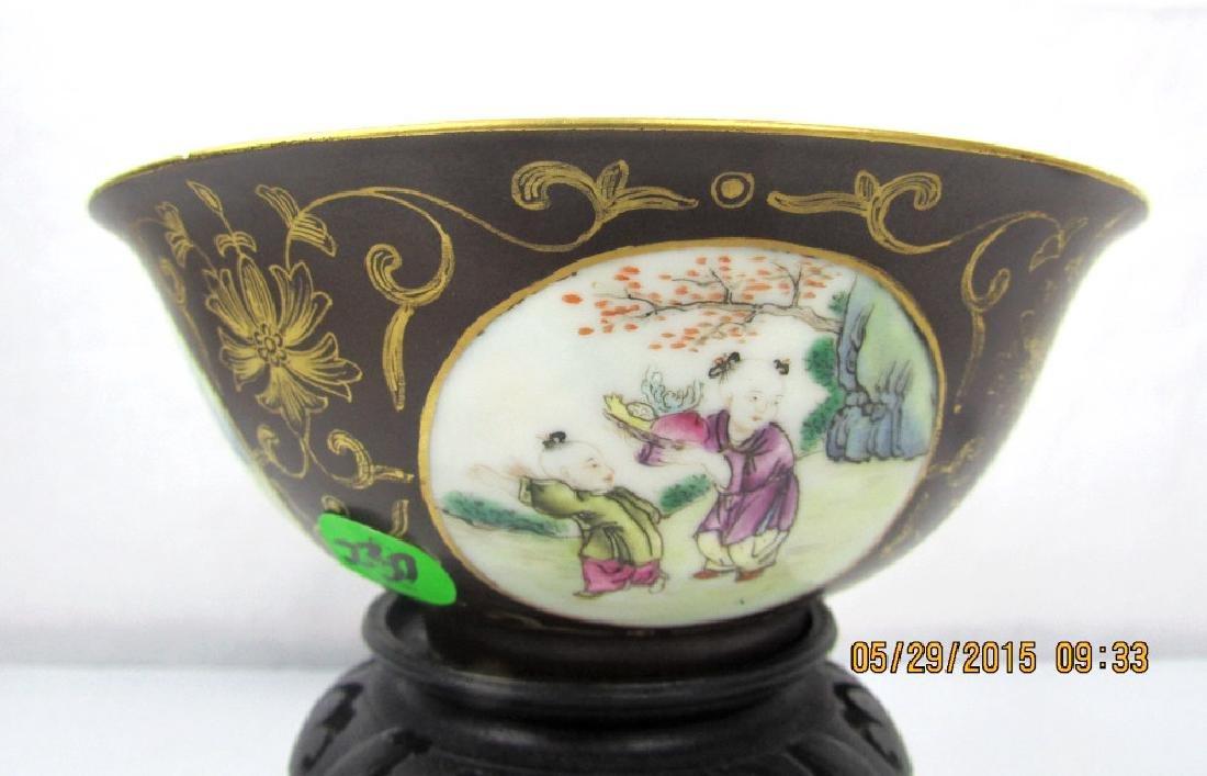 20th Century Porcelain Bowl