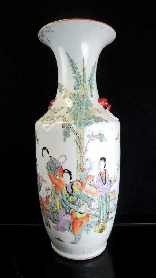 19th Century Beautiful Chinese Porcelain Vase