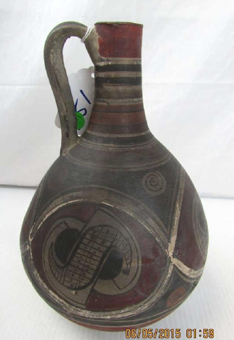 Peruvian Water Pot