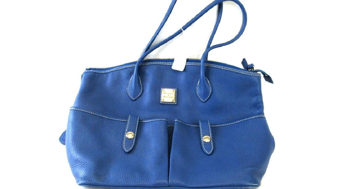 A Limited Dooney & Bourke Leather Handbag