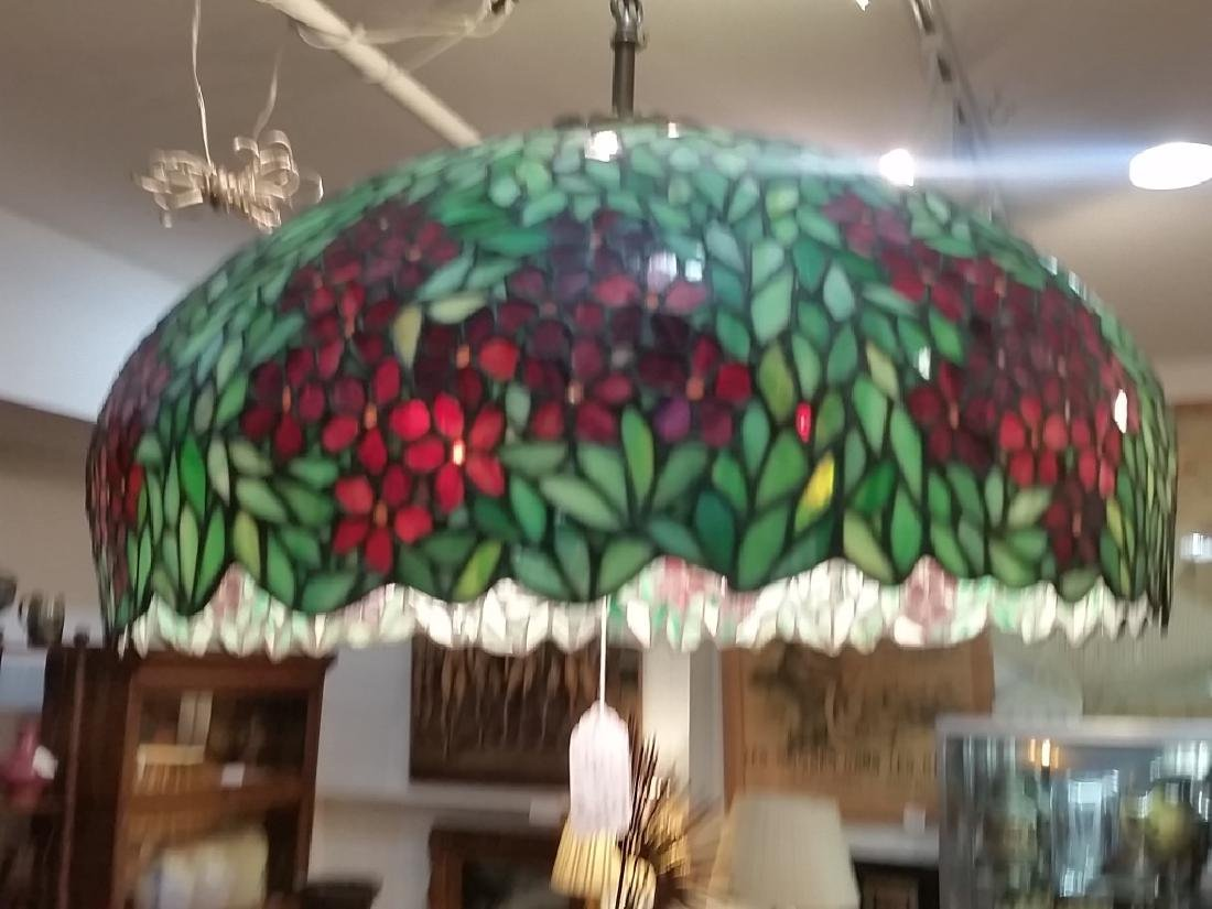 Tiffany Style Hanging Ceiling Lamp