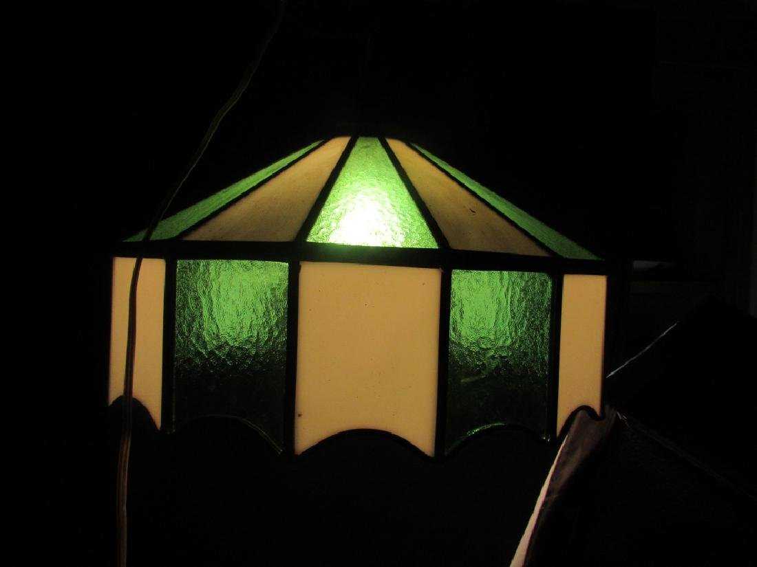Beautiful Stained Glass Ceiling Light