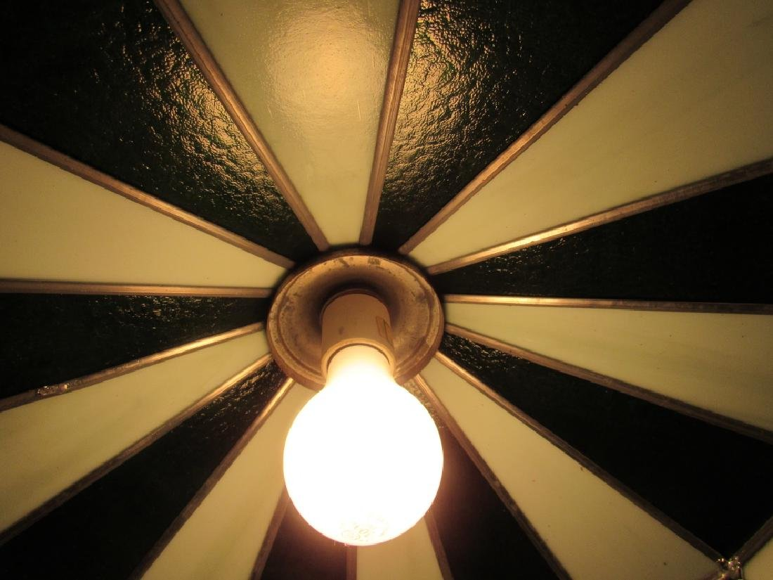 Beautiful Stained Glass Ceiling Light - 5
