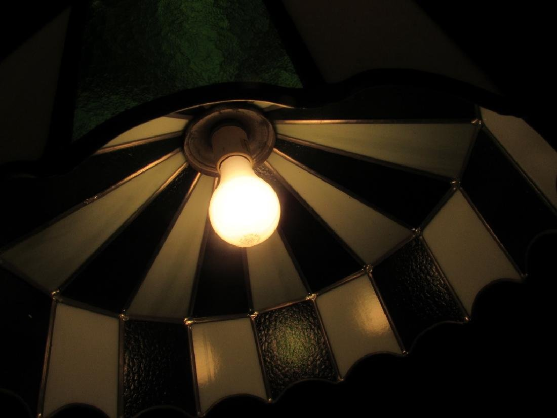 Beautiful Stained Glass Ceiling Light - 7