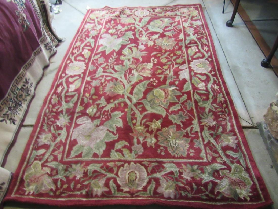 Oriental Style Wool Rug