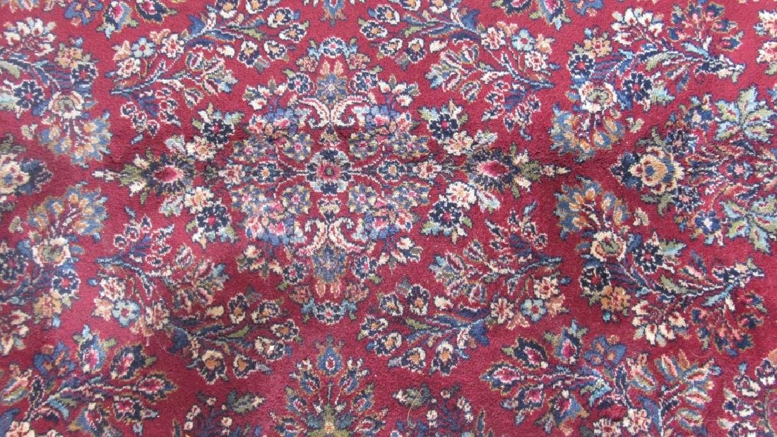 Very Beautiful Oriental Pure Wool Rug