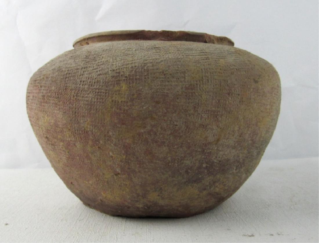 Han Dynasty Pottery.