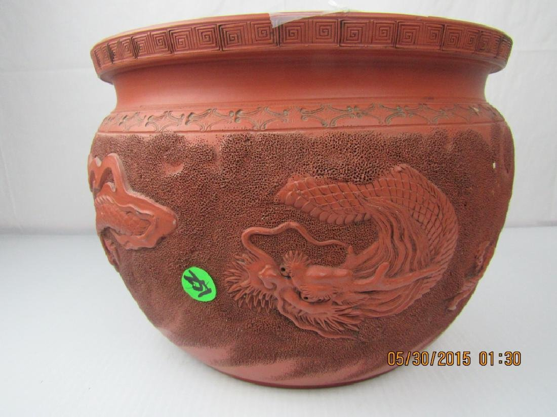 19th Century Dragon Bowl