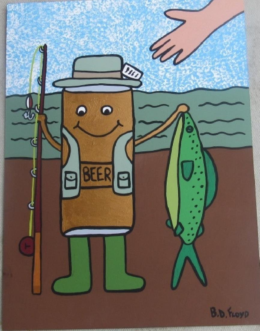 Beer Fisherman