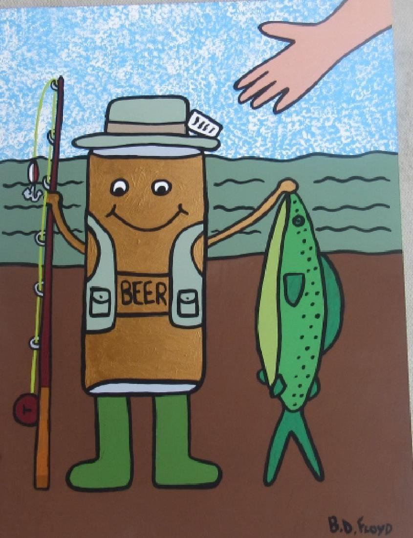 Beer Fisherman - 2