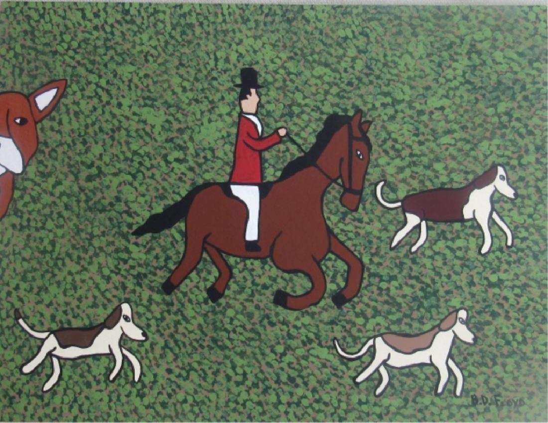 B.D. Floyd Horseriding