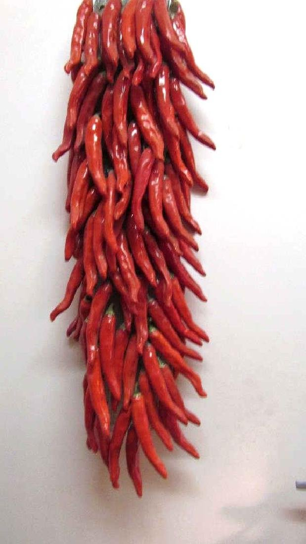 Very Beautiful Porcelain Red Pepper