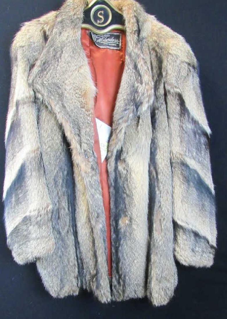 Holandesa's Vintage Fur Coat