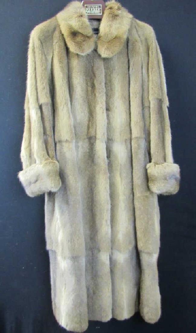 Ferber's Vintage Fur Coat