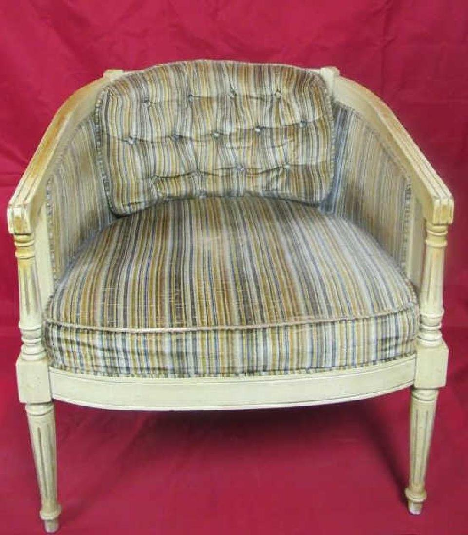 Victorian Style Wood Seat