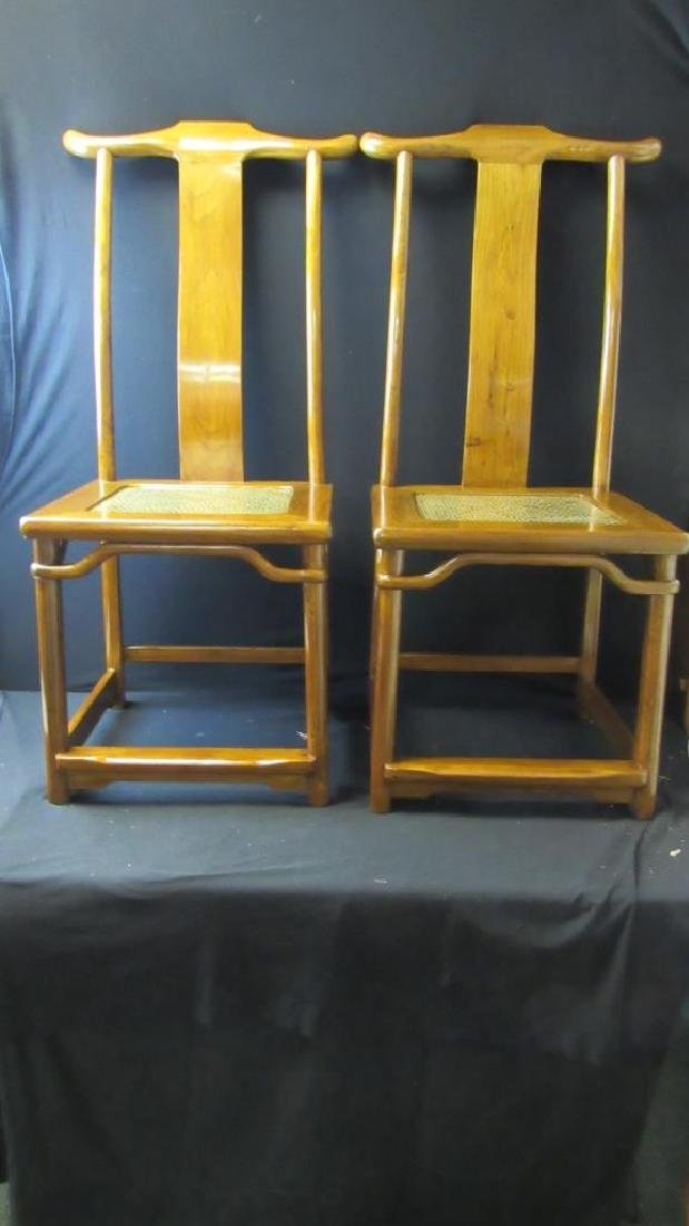 Chinese Huanghuali Wood Official's Chair