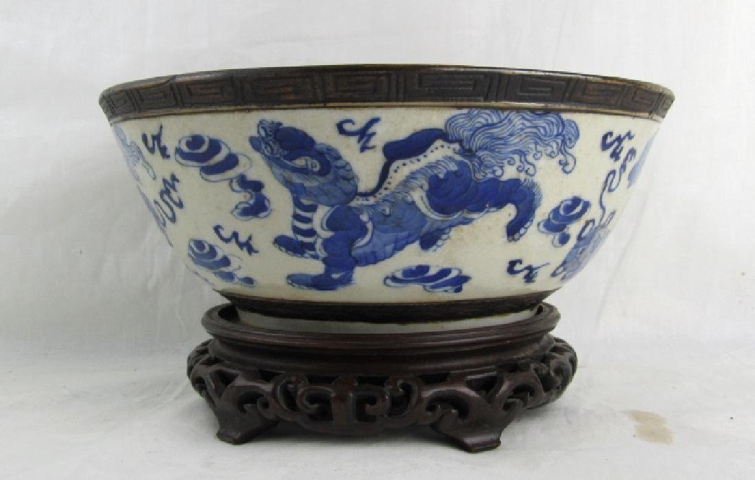 18th Century Qing Dynasty Chinese Bowl