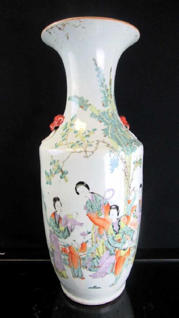 20th Century Beautiful Chinese Porcelain Vase